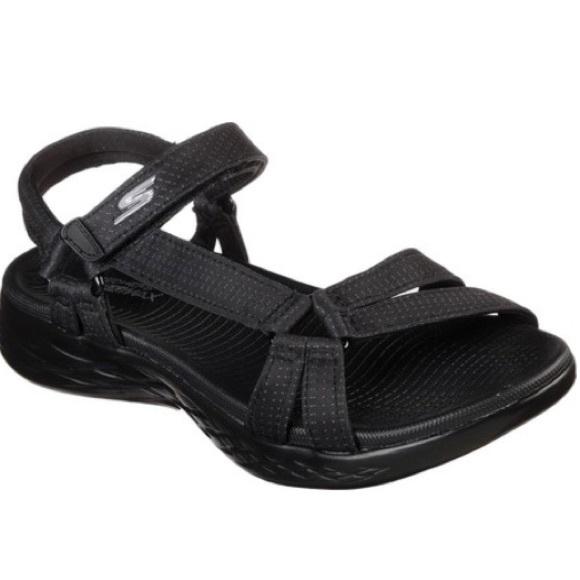 Skechers Shoes | Goga Max Sandals